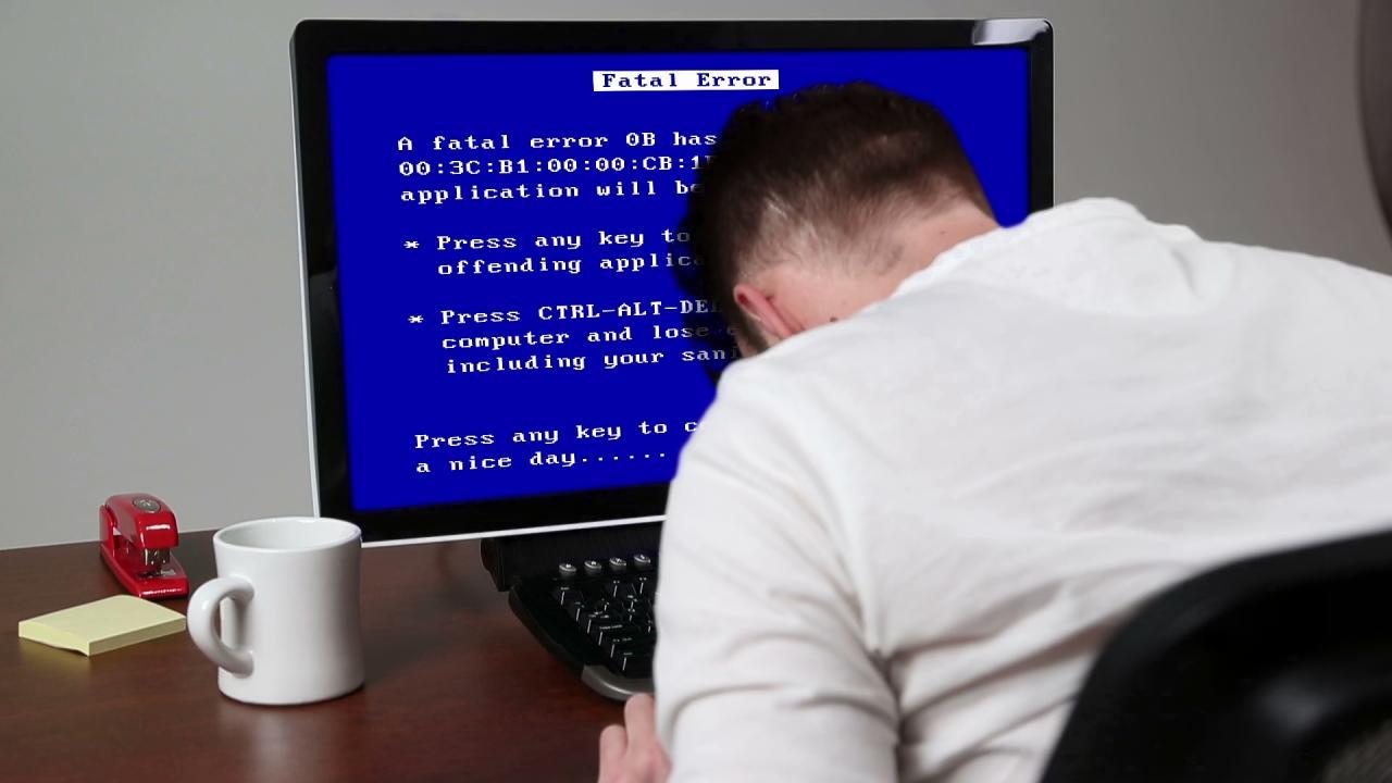 BÍ KÍP khắc phục khi máy tính bị TREO