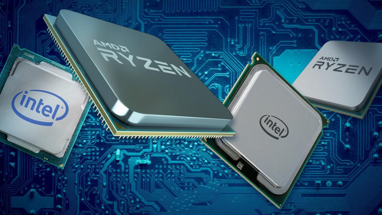 Xếp hạng CPU nửa đầu năm 2020 theo hiệu năng gaming - GEARVN