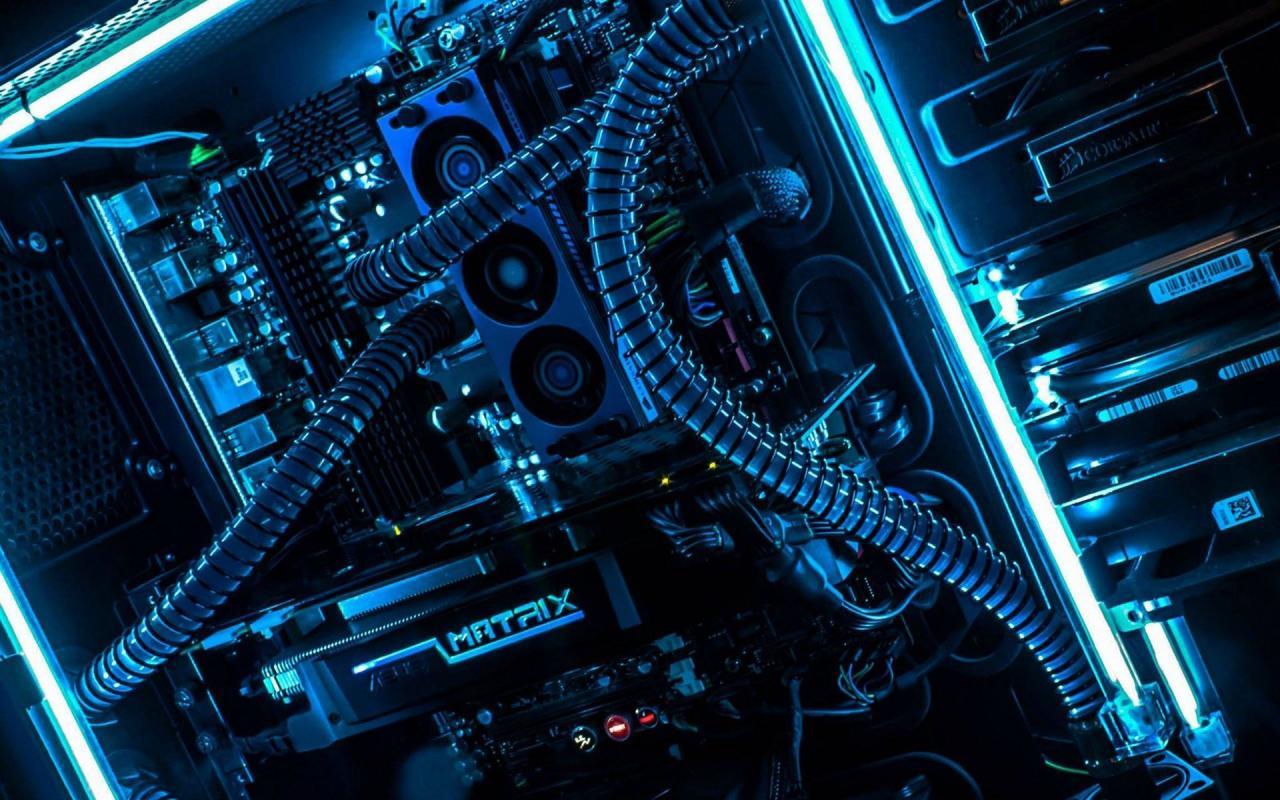 Một chiếc máy tính hoạt động như thế nào? - GEARVN
