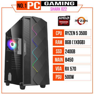 PC GAMING SHARK 022