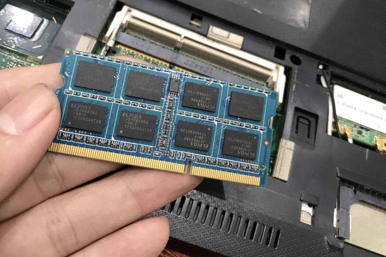 Hướng dẫn] Cách chọn RAM cho laptop, nên mua hãng nào
