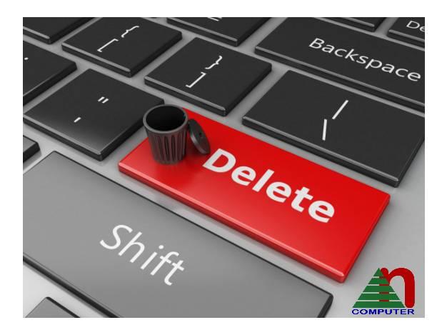 Mạnh dạn nhất Delete cho những file đã không còn giá trị