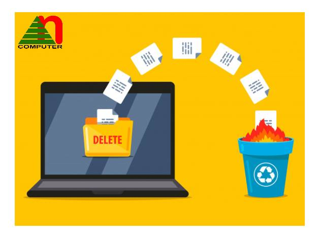 Và đừng quên làm sạch thùng rác của bạn mỗi tháng!
