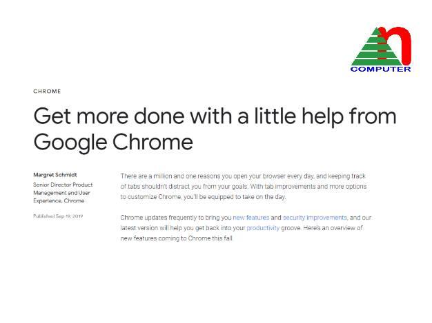 Có tới 90% người dùng cho rằng Google Chrome thật sự hiệu quả